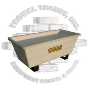 Mud Tub Mortar Box With Legs