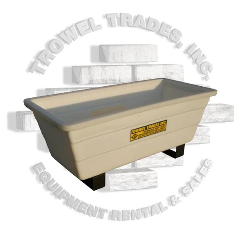 Mud Tub Mortar Box With Legs