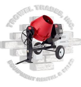Toro Concrete Mixers