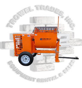 EZ Grout EZG Mortar Mixer
