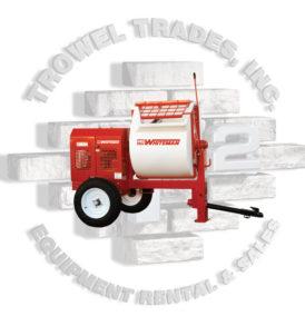 Whiteman Mortar Mixers