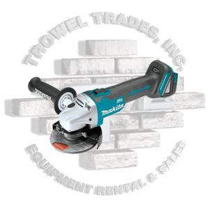 Makita XAG03Z 18Volt LXT 4-1/2 Inch Cut Off Angle Grinder