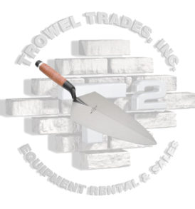 Rose Trowel Wide London Brick Trowel Masonry Trowel On Sale