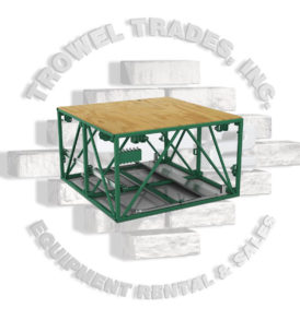 Hydro Mobile Mast Climber P Series Bridge 60 Inch