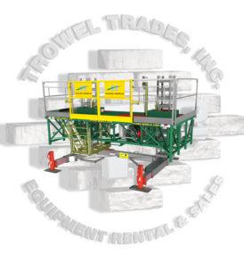 Hydro Mobile Mast Climber M Series 14' Base