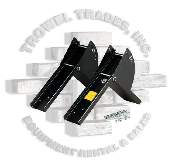 Ultimate Ridgehooks Chimney Scaffold Bracket Roof Peak