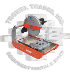 Norton Clipper BBM307 Mini Brick Saw
