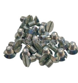 "1/4"" Bed Knife Screws / Jacobsen 402578"