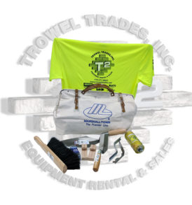 Trowel Trades Masonry Bricklayer Apprentice Kit