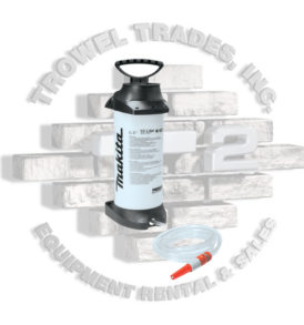 Makita Pressurized Water Tank