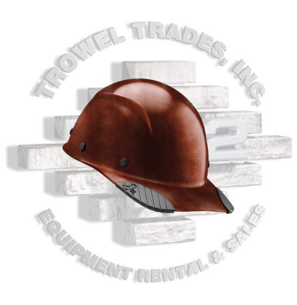 2a00fb4eb2c Lift Safety DAX Fiber Resin Hard Hat Cap Brim - Trowel Trades Inc