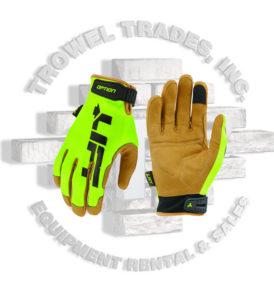 OPTION Glove Hi-Viz