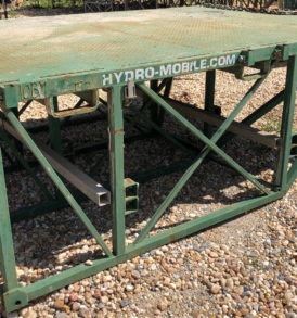 Hydro Mobile Bearing Bridge 10 Foot Wing Bridge Assembly M2 10′ Bridge