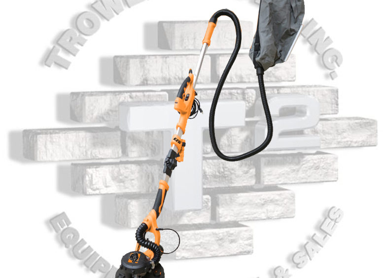 Hog Waller EZ Grout Masonry Wall Scrubber HW3000